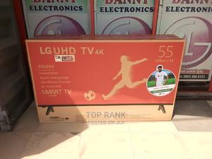 LG 55 Inches Smart Led Television | TV & DVD Equipment for sale in Lagos State, Ojo