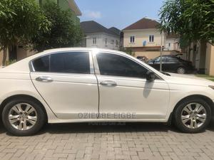 Honda Accord 2008 2.0 Comfort White | Cars for sale in Lagos State, Lekki