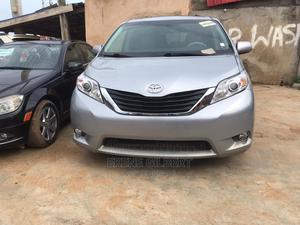 Toyota Sienna 2012 XLE 8 Passenger Silver   Cars for sale in Lagos State, Isolo