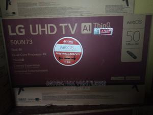 LG Television 50inch Smart | TV & DVD Equipment for sale in Abuja (FCT) State, Gwagwalada