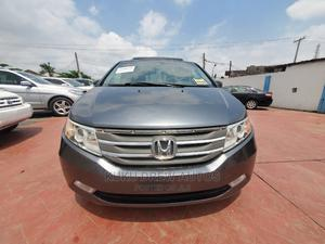 Honda Odyssey 2011 Touring Gray | Cars for sale in Lagos State, Magodo