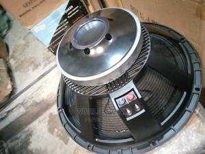 Professional 18 Inches Speaker 4 Subwoofer | Audio & Music Equipment for sale in Lagos State, Ojo