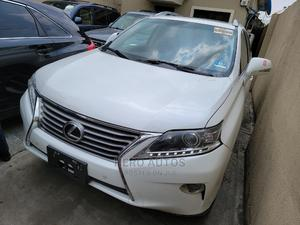 Lexus RX 2014 350 AWD White | Cars for sale in Lagos State, Surulere