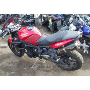 Triumph Bike 2012 Red | Motorcycles & Scooters for sale in Lagos State, Lekki