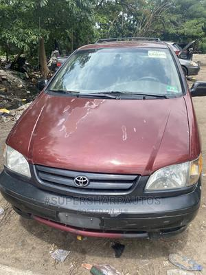 Toyota Sienna 2002 Red | Cars for sale in Lagos State, Amuwo-Odofin