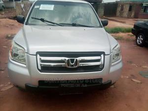 Honda Pilot 2007 Silver | Cars for sale in Lagos State, Ifako-Ijaiye