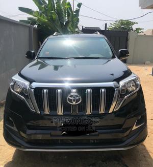 Toyota Land Cruiser Prado 2017 VX Black | Cars for sale in Delta State, Warri