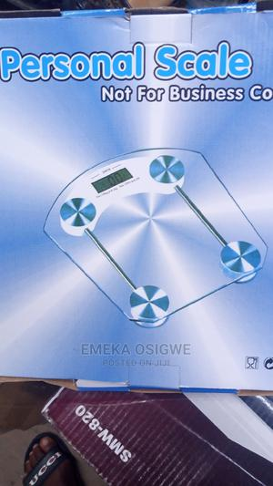 Personal Scale for Home Snd Office Use Only | Bath & Body for sale in Lagos State, Surulere