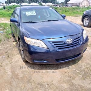 Toyota Camry 2008 3.5 LE Blue | Cars for sale in Rivers State, Port-Harcourt