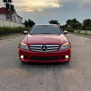 Mercedes-Benz C300 2009 Red   Cars for sale in Abuja (FCT) State, Galadimawa