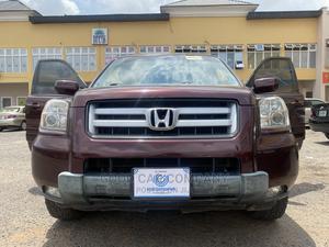 Honda Pilot 2008 Brown | Cars for sale in Kwara State, Ilorin South