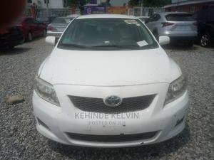 Toyota Corolla 2010 White | Cars for sale in Lagos State, Ojodu