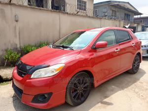 Toyota Matrix 2009 Red   Cars for sale in Lagos State, Isolo