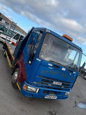 New Arrival IVECO CARRIER TRUCK UK Used 6tyres Superb Engin | Trucks & Trailers for sale in Lagos State, Yaba