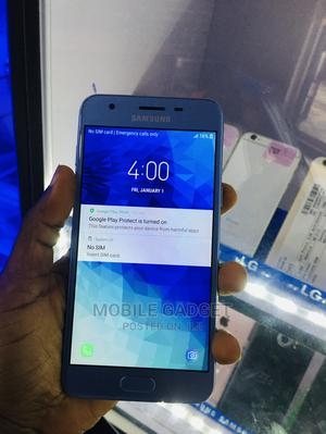 Samsung Galaxy J3 16 GB Gray | Mobile Phones for sale in Lagos State, Ajah