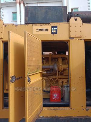 810kva Mantrac Cat Generator   Electrical Equipment for sale in Lagos State, Isolo