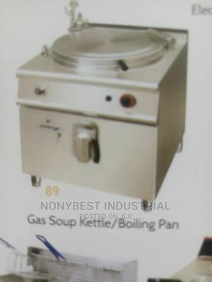 Gas Soup Kettle and Boiling Pan   Restaurant & Catering Equipment for sale in Lagos State, Ojo