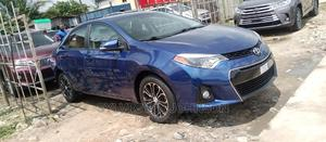 Toyota Corolla 2016 Blue   Cars for sale in Delta State, Warri