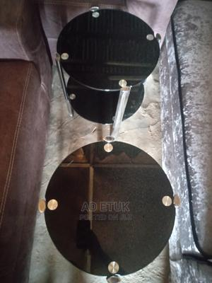 Glass Side Table | Furniture for sale in Abuja (FCT) State, Kuje