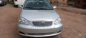 Toyota Corolla 2006 LE Silver   Cars for sale in Abuja (FCT) State, Central Business Dis