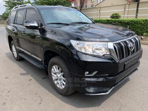 Toyota Land Cruiser Prado 2018 VXR Black | Cars for sale in Lagos State, Ikeja