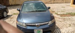 Honda Civic 2008 1.4 Blue | Cars for sale in Oyo State, Ibadan