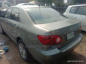 Toyota Corolla 2003 Sedan Automatic Gray | Cars for sale in Rivers State, Port-Harcourt
