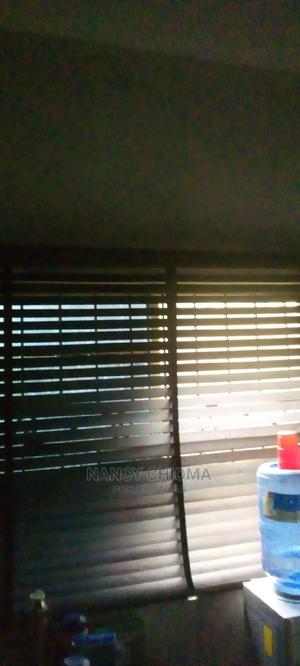 Neatly Used Window Blind in a Perfect Condition | Home Accessories for sale in Rivers State, Port-Harcourt