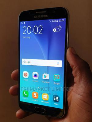Samsung Galaxy S6 Duos 32 GB Black | Mobile Phones for sale in Edo State, Ekpoma