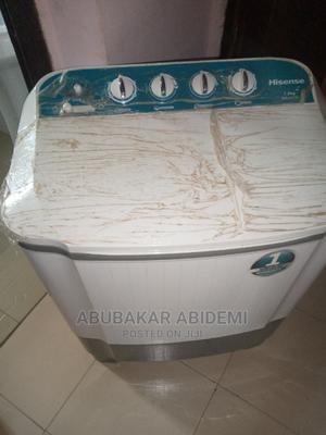 Hisense Washing Machine | Home Appliances for sale in Lagos State, Ikorodu