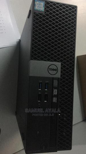 Desktop Computer Dell OptiPlex 3050 8GB Intel Core I3 HDD 500GB | Laptops & Computers for sale in Lagos State, Ikeja