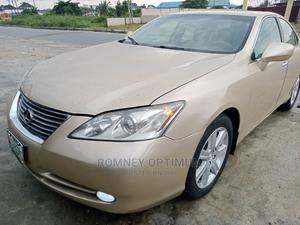 Lexus ES 2008 350 Gold | Cars for sale in Rivers State, Port-Harcourt