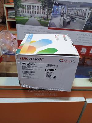Hik Vision Colorvu Dome Network Camera | Security & Surveillance for sale in Abuja (FCT) State, Garki 1