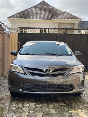 Toyota Corolla 2013 Gray   Cars for sale in Lagos State, Ajah