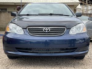 Toyota Corolla 2008 1.8 CE Blue | Cars for sale in Abuja (FCT) State, Central Business Dis