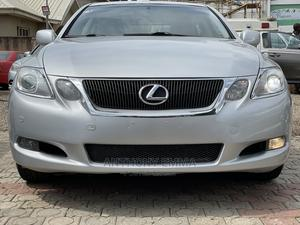 Lexus GS 2007 350 4WD Silver   Cars for sale in Abuja (FCT) State, Central Business Dis
