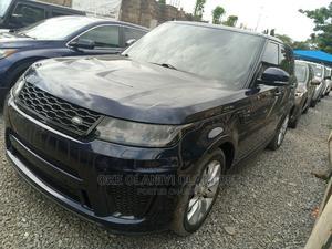 Land Rover Range Rover Sport 2015 Blue   Cars for sale in Abuja (FCT) State, Garki 2