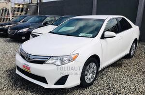 Toyota Camry 2012 White | Cars for sale in Lagos State, Ogba