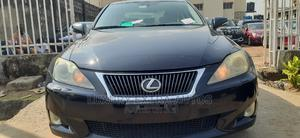 Lexus IS 2010 250 AWD Automatic Black | Cars for sale in Lagos State, Ikeja