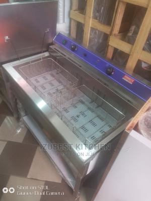 Standing Electric Fryer 60liters | Restaurant & Catering Equipment for sale in Lagos State, Ojo