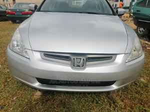 Honda Accord 2005 2.0 Comfort Automatic Silver   Cars for sale in Abuja (FCT) State, Jabi