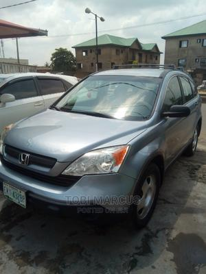 Honda CR-V 2009 EX 4WD Automatic Silver | Cars for sale in Lagos State, Agege