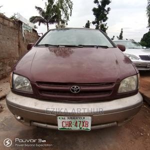Toyota Sienna 2002 LE Red | Cars for sale in Enugu State, Enugu