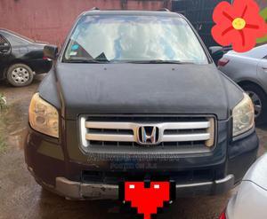 Honda Pilot 2008 EX 4x4 (3.5L 6cyl 5A) Black | Cars for sale in Lagos State, Ilupeju