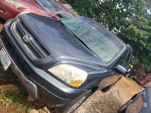 Honda Pilot 2005 EX 4x4 (3.5L 6cyl 5A) Gray | Cars for sale in Abuja (FCT) State, Gwarinpa