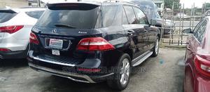 Mercedes-Benz M Class 2012 ML 350 4Matic Blue | Cars for sale in Delta State, Warri