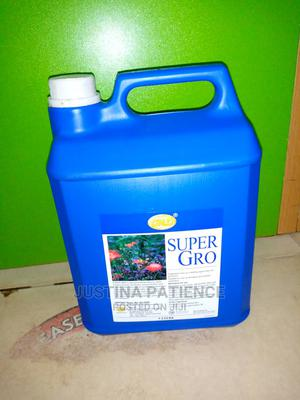 Super Gro Organic Liquid Fertilizer | Feeds, Supplements & Seeds for sale in Abuja (FCT) State, Wuse