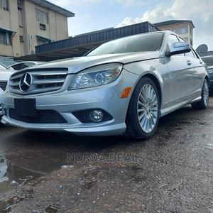 Mercedes-Benz C300 2008 Silver   Cars for sale in Lagos State, Amuwo-Odofin