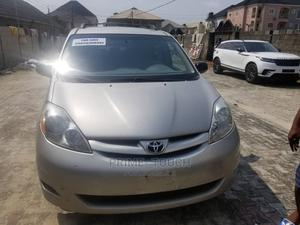 Toyota Sienna 2007 LE 4WD Silver | Cars for sale in Lagos State, Surulere