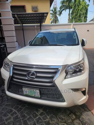 Lexus GX 2015 White   Cars for sale in Lagos State, Magodo